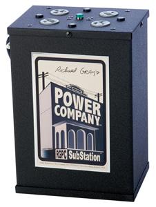 R.G.Power Campany/SubStation