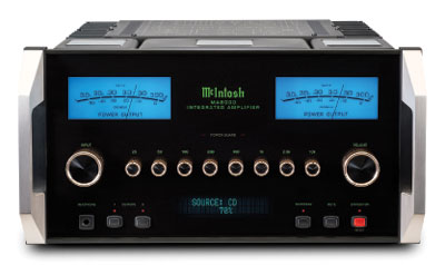 McIntosh/MA8000 Integrated Amplifier
