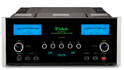 McIntosh/MA8900(プリメインアンプ)