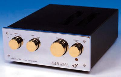 EAR/834L 展示中