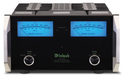 McIntosh/MC452 Stereo Power Amplifier