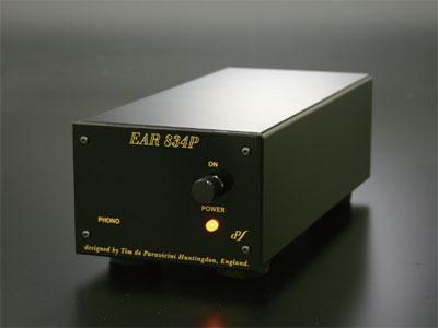 EAR 834P (MM) Black