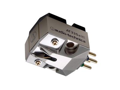 オーディオテクニカ/AT33Sa/MC型(デュアルムービングコイル)ステレオカートリッジ
