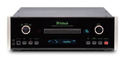 McIntosh/ MCD550 SACD/CD Player
