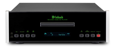 McIntosh/ MCD350 SACD/CD Player