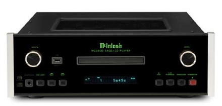McIntosh/ MCD600 SACD/CD Player
