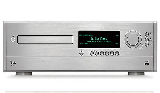 T+A/MP2500R(Multi Source Player)