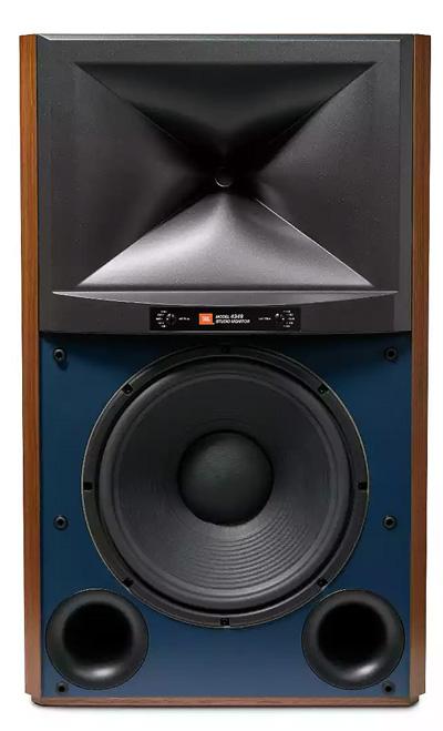 JBL/4349WAL  300mm 2ウェイ フロア型スタジオモニター 展示中